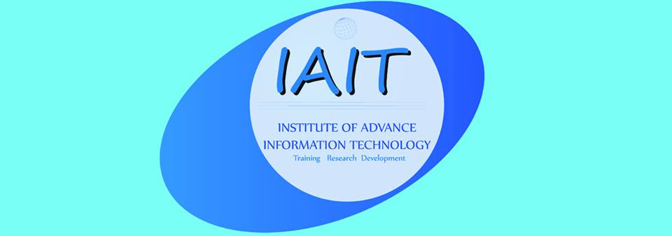 IAIT- Institute of Advance Information Technology
