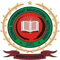 FEDERAL GOVT EDUCATIONAL INSTITUTIONS