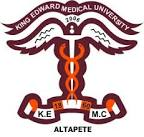 KING EDWARD MEDICAL UNIVERSITY